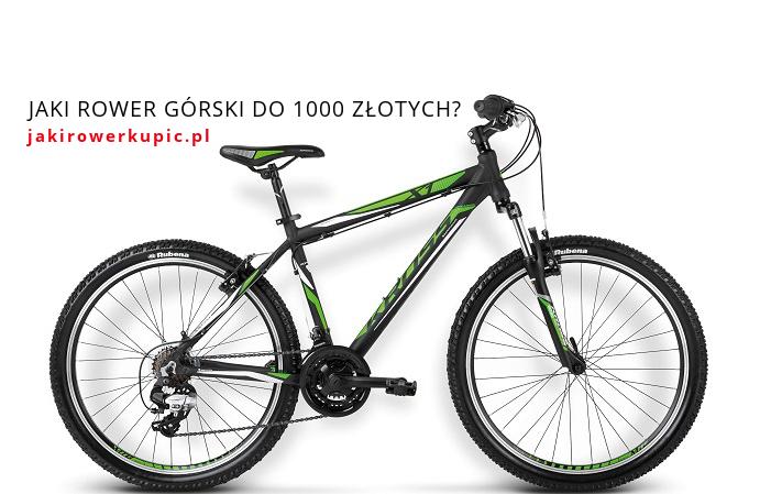 Jaki rower górski do 1000zł
