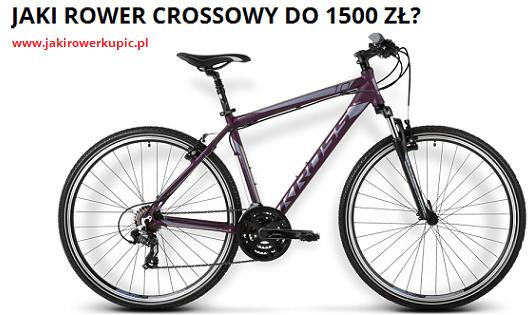jaki rower crossowy do 1500 zł