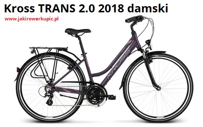 Kross Trans 2.0 2018 damski
