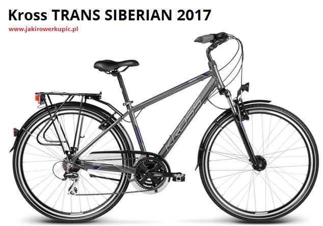 Kross Trans Siberian 2017