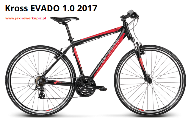 Kross Evado 1.0 2017