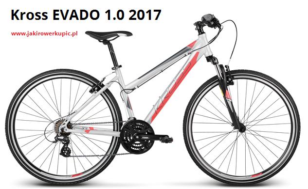 Kross Evado 1.0 damski 2017