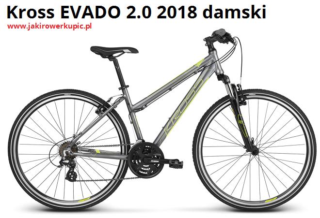 Kross Evado 2.0 2018 damski