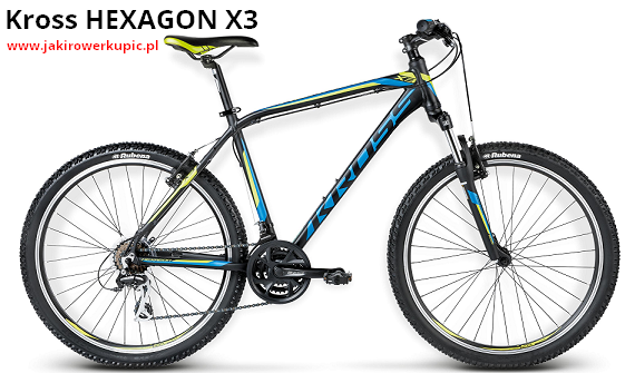 Kross Hexagon X3 2016