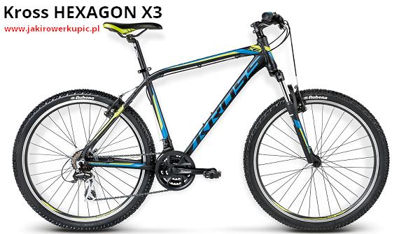 Kross Hexagon X3 2016