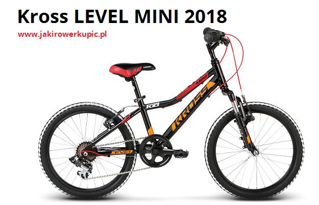 Kross Level Mini 2018