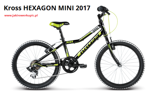 KROSS Hexagon Mini 2017