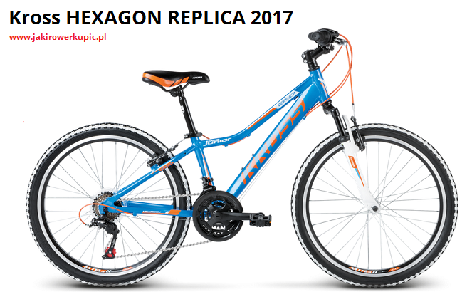 KROSS Hexagon Replica 2017