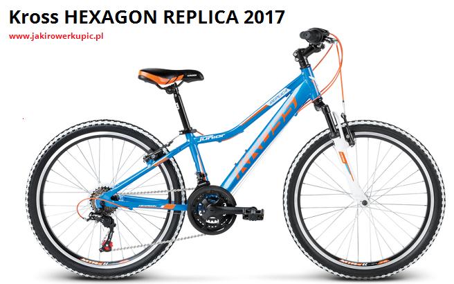 KROSS Hexagon Replica 2017