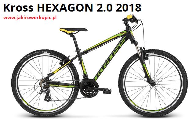 Kross Hexagon 2.0 2018