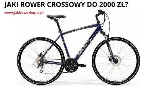Jaki rower crossowy do 2000 zł