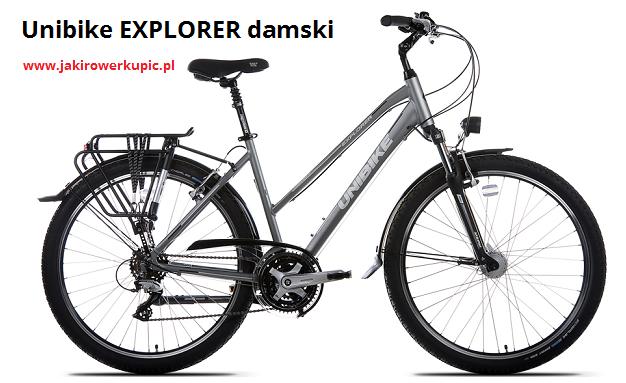 Unibike Explorer 2017 damski