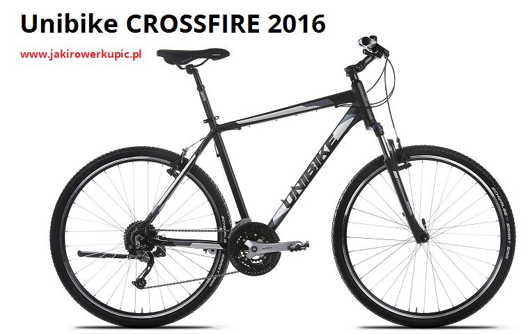 unibike crossfire 2016