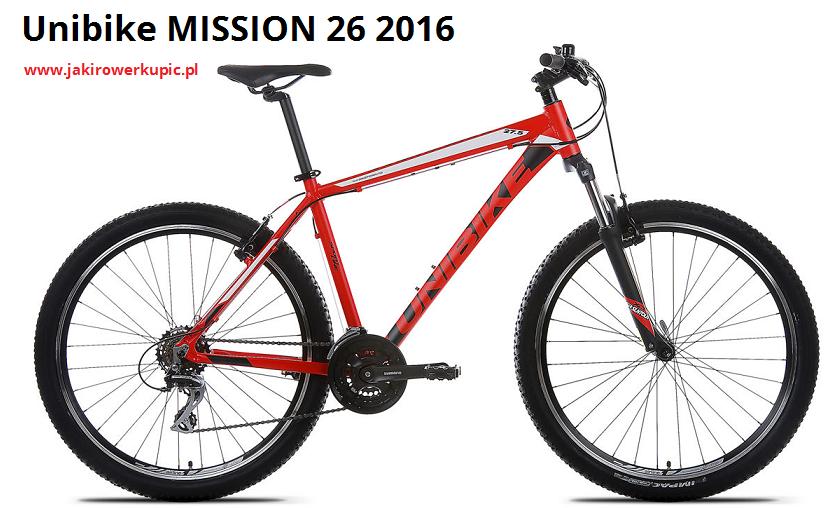 Unibike Mission 26 2016