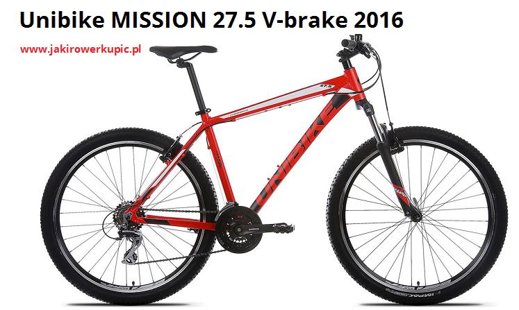 Unibike Mission 27.5 v-brake 2016