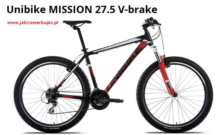 Unibike Mission 27.5 v-brake 2017
