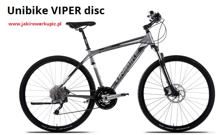 Unibikr Viper DISC 2017
