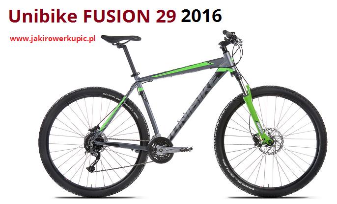 Unibike Fusion 29 2016
