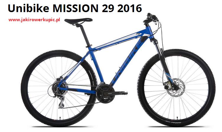 Unibike Mission 29 2016