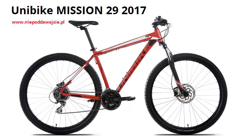 unibike mission 29 2017
