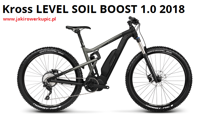 Kross Level Soil Boost 1.0 2018