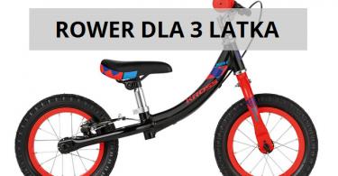 jaki rower dla 3 latka zdj
