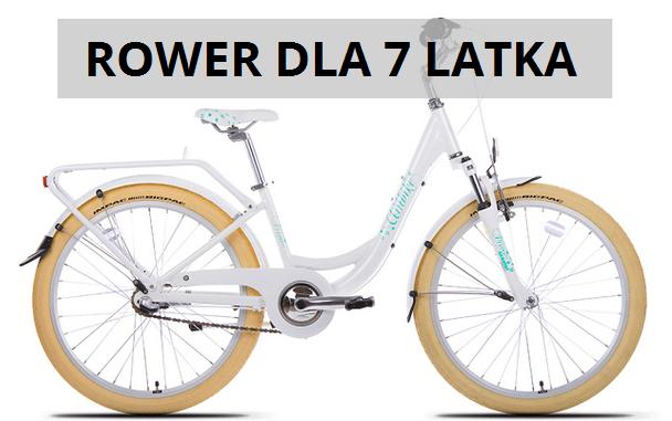 rower dla 7 latka jaki wybrać