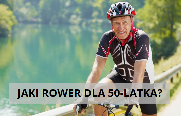 rower dla 50-latka