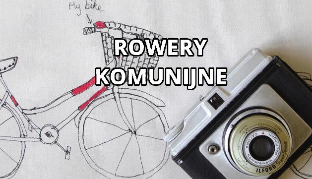 rowery komunijne